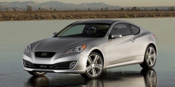 Hyundai Genesis Coupé bientôt en France