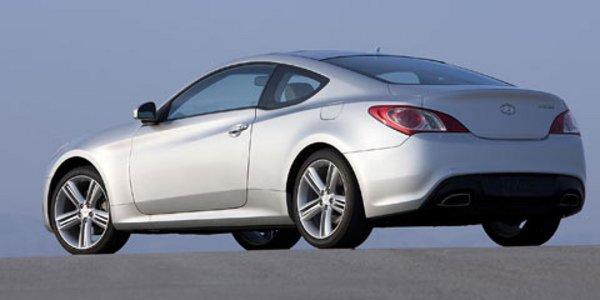 Le Hyundai Genesis Coupé débarque