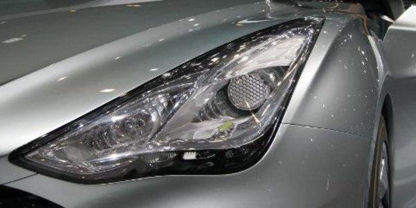 Salon de Genève : Hyundai i-flow