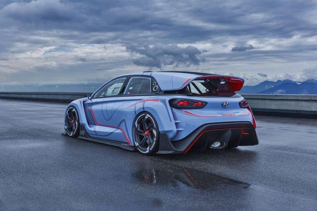 Hyundai RN30 Concept : la future i30N se dessine