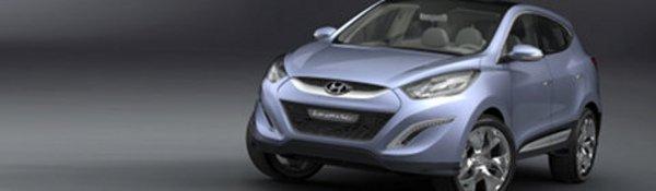 Ix-onic : le concept Hyundai de Genève