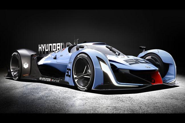Une Supercar en approche chez Hyundai