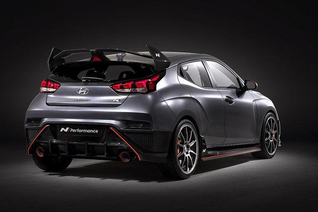 SEMA : concept Hyundai Veloster N Performance