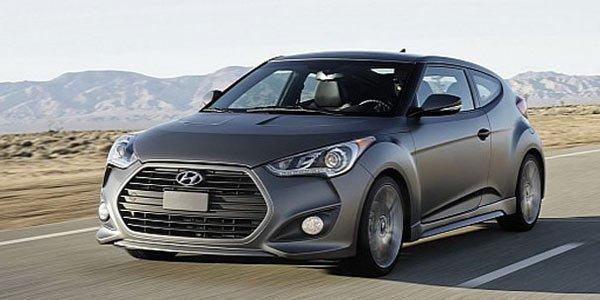 Le Hyundai Veloster gagne un turbo
