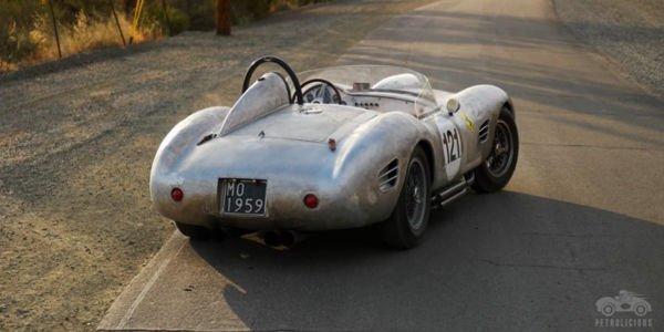 Il a construit son rêve : une Ferrari 250 TR de 1959