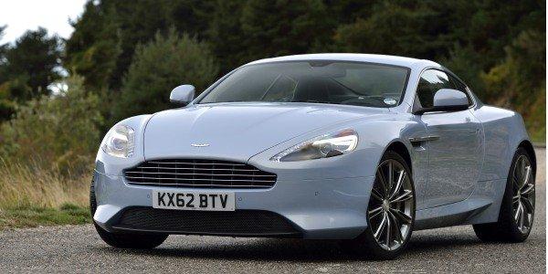 Contrefaçon : rappel pour Aston Martin