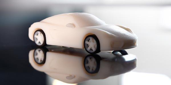 Imprimez votre Porsche Cayman S en 3D