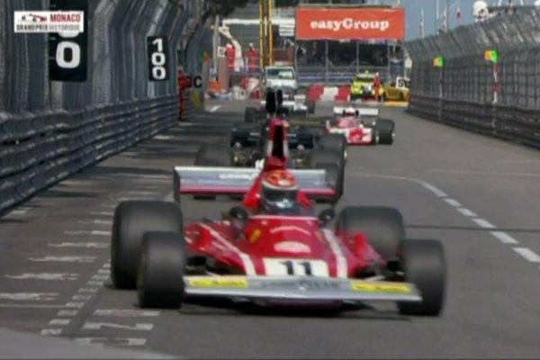 Incident insolite au Grand Prix Historique de Monaco