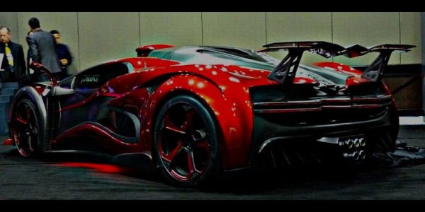 Inferno Exotic Car : Supercar mexicaine