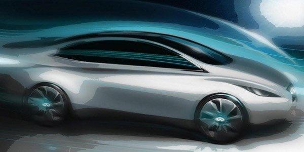 Un roadster électrique chez Infiniti ?