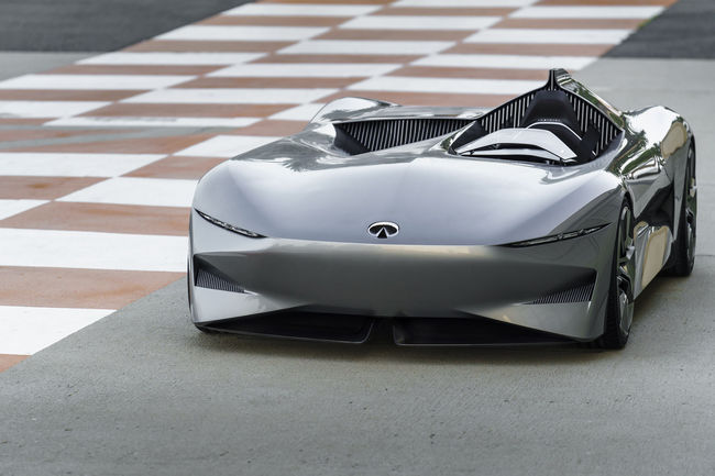 Pebble Beach : concept Infiniti Prototype 10