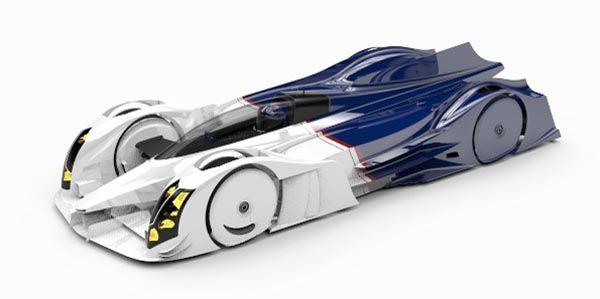 InMotion IM01 : Le Mans en ligne de mire