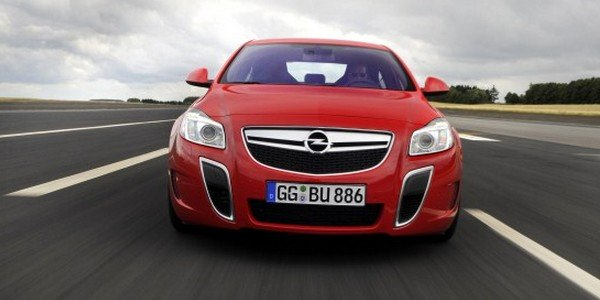 Opel Insignia OPC « Unlimited »