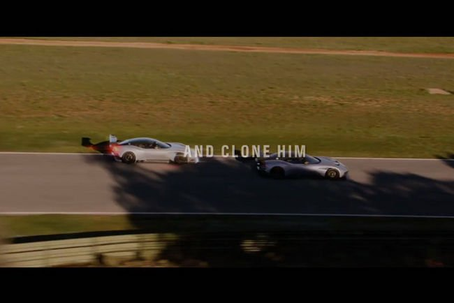 Clone Rival : Castrol clone pilotes et Supercars
