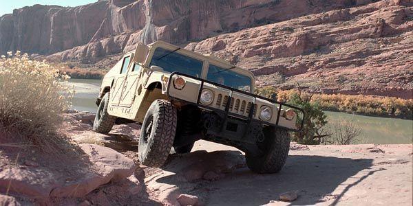 Insolite : des Humvee de l'armée US aux enchères