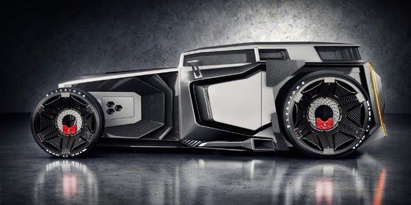 Insolite : Lamborghini Rat Rod