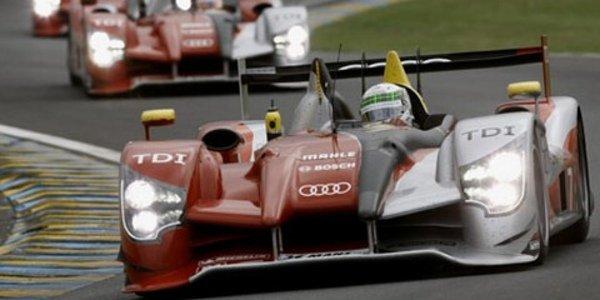 Intercontinental Le MansCup Audi Peugeot