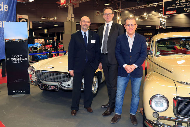 Rendez-vous au Mans pour l'International Volvo Meeting