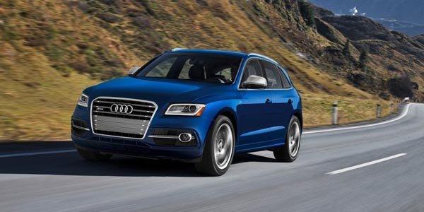 Des investissements record pour Audi