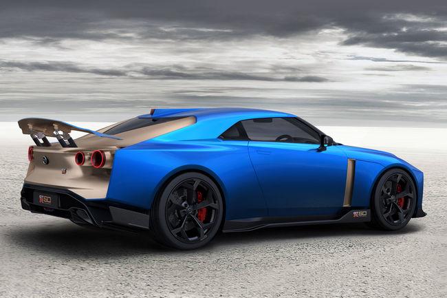 Production confirmée pour la Nissan GT-R50 by Italdesign