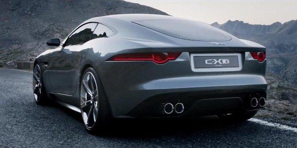 La Jaguar C-X16 en vidéo