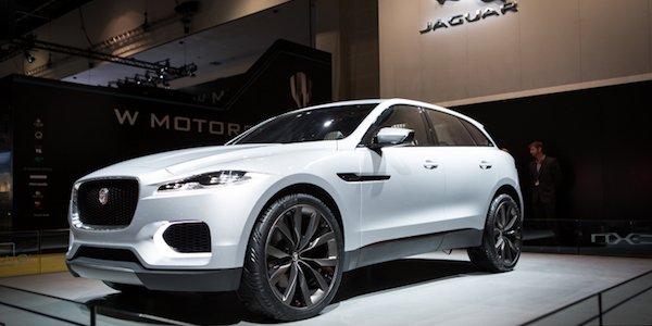 Plus de détails sur le Jaguar C-X17