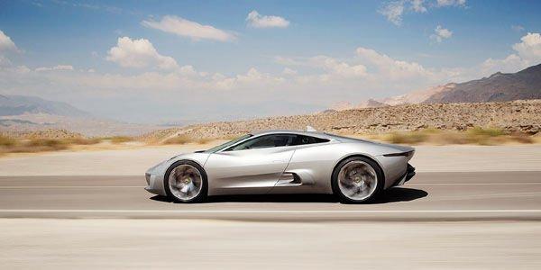 La Jaguar C-X75 dans le prochain James Bond ?