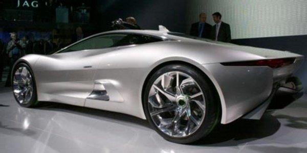 Feu vert pour la Jaguar C-X75 ?