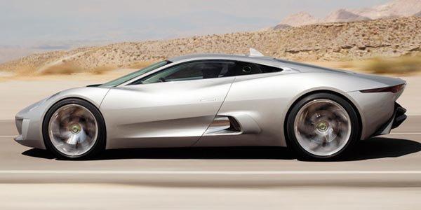 Jaguar abandonne son projet C-X75