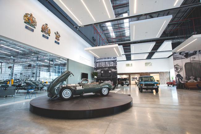 Jaguar Classic célèbre les légendes du Mans