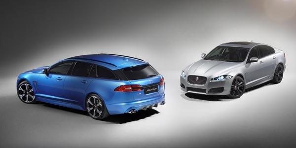 Genève 2014 : Jaguar XFR-S Sportbrake