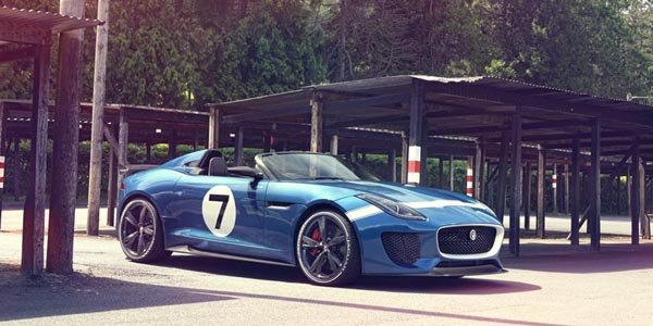 Jaguar dévoile son Project7 à Goodwood