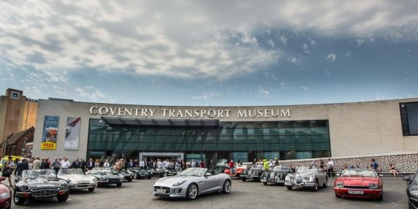 Jaguar très appréciée en Angleterre