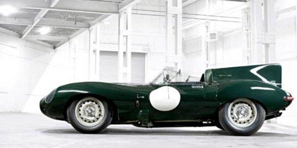 Jaguar partenaire du Mans Classic
