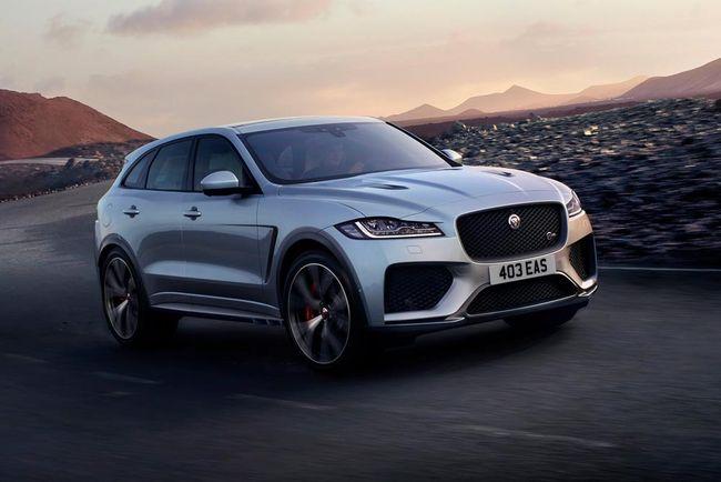 Lister prépare un Jaguar F-Pace ultra rapide