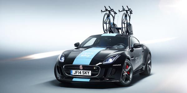 Concept Jaguar F-Type Tour de France