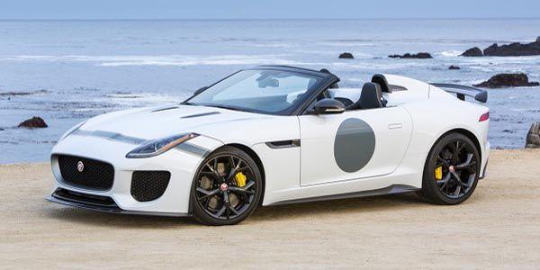 Jaguar annonce le prix de sa F-Type Project 7
