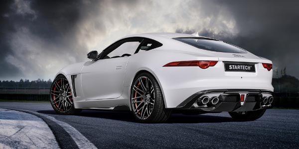 Startech s'attaque à la Jaguar F-Type
