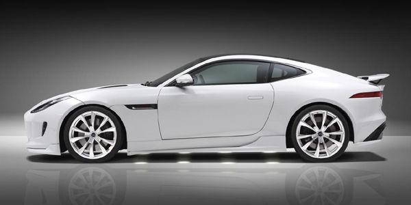 Piecha Design s'intéresse à la Jaguar F-Type