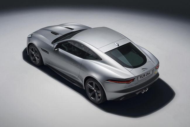Restylage et édition spéciale pour la Jaguar F-Type
