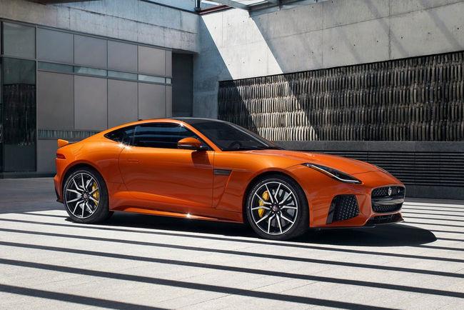 Une Jaguar F-Type GT4 en préparation ?