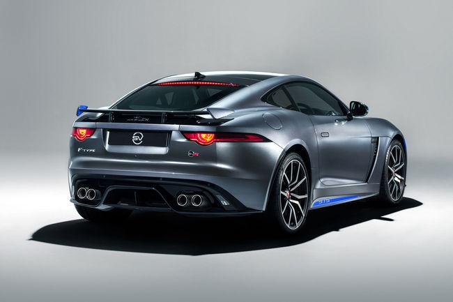 Nouveau Graphic Pack pour la Jaguar F-Type SVR