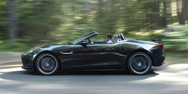Los Angeles : Jaguar F-Type Black Pack