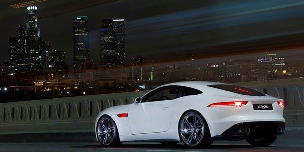 Jaguar F-Type : le coupé à Francfort ?