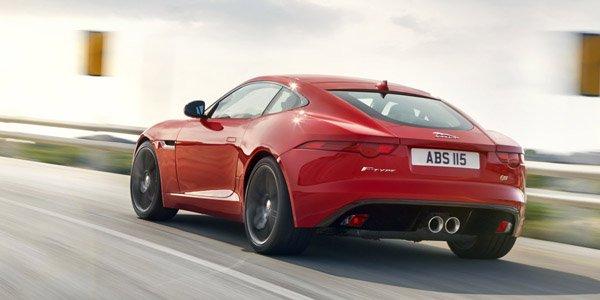 Jaguar F-Type Coupé : les prix en France