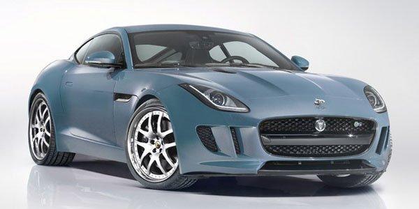 Arden s'occupe du Jaguar F-Type coupé