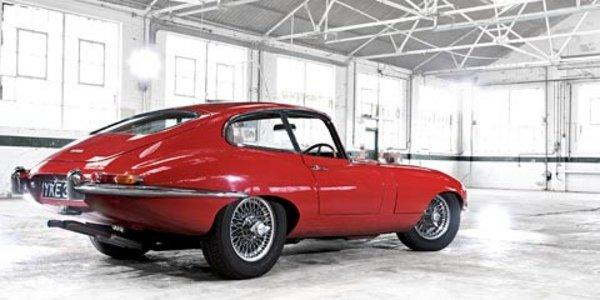 Jaguar fête ses 75 ans