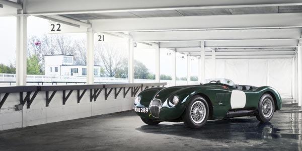 Jaguar Heritage Racing aux Mille Miglia