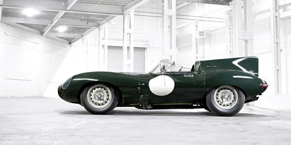 Prenez les commandes des Jaguar de légende