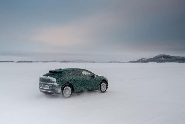 Jaguar I-Pace : nouveaux détails